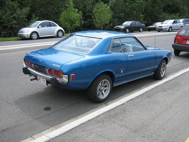 1973 Toyota Celica St Flickr Photo Sharing