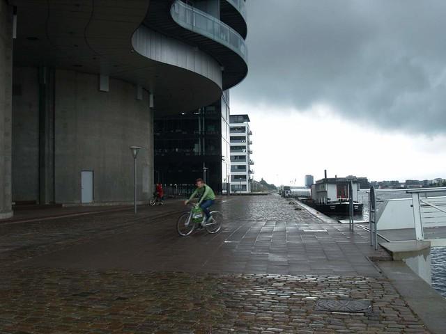 Copenhagen Waterfront (July 2009)