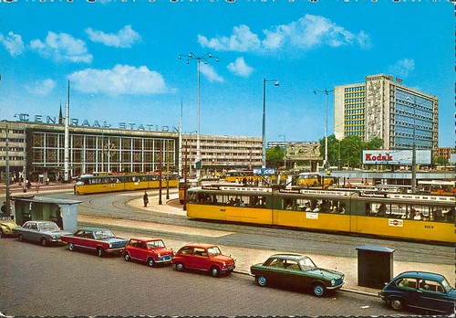 rotterdam - centraal station (2) by hansaviertel