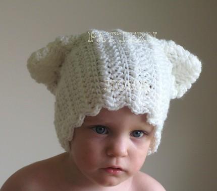 Mama G's Big Crafty Blog: Floppy Bunny Hat