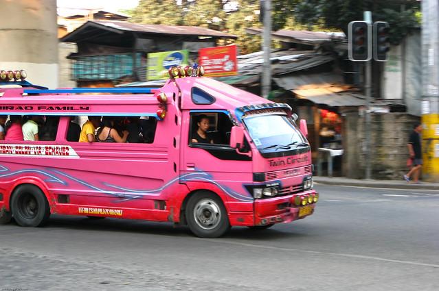 The 7k Island Pinoy Jeepney