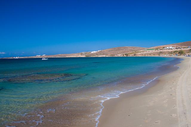 Paros Beaches: The Best Beaches On Paros, Greece