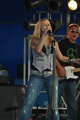 Miranda Lambert at the Lorain County Fair