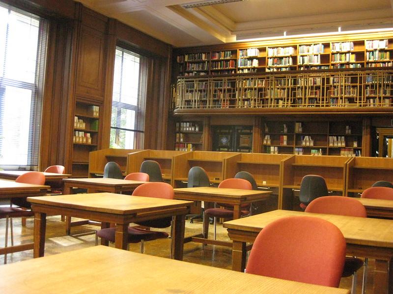 LSHTM library
