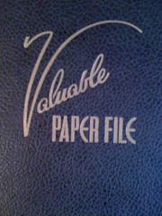 types de fichiers