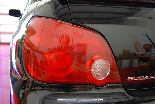 '06 WRX STi Tail Overlays