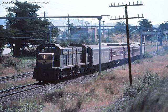 T400, Txxx Morwell