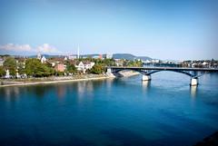 Basel - Wettsteinbrücke