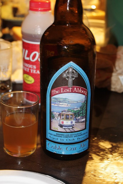 Lost Abbey Cable Car Ale