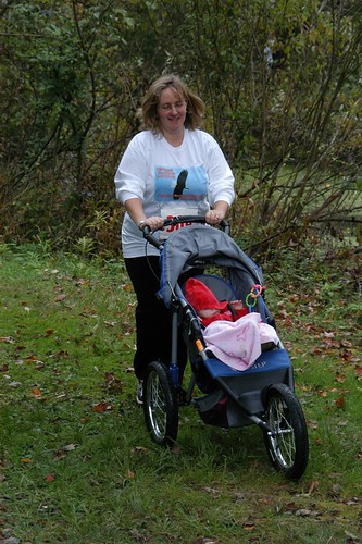 walker 2 with stroller