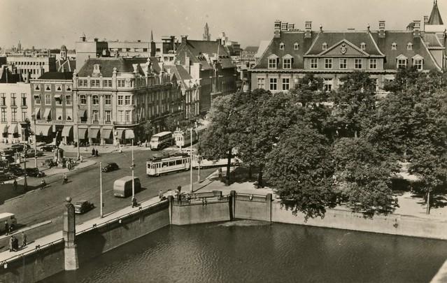 Den Haag, Vijverdam, Plaats