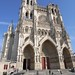 Small photo of Amiens Cathedral, day