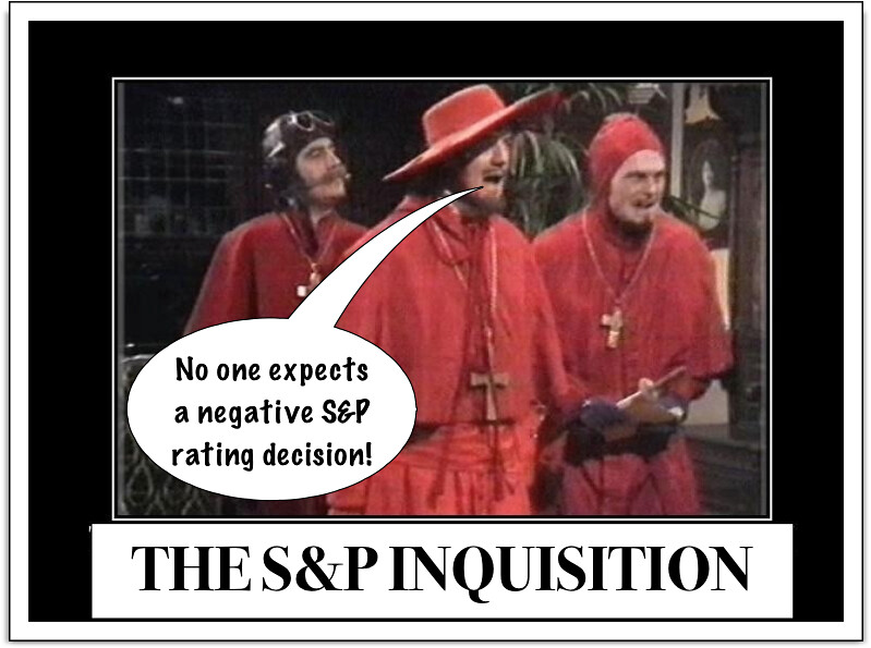 THE S&P INQUISITION