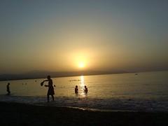 Παραλία Καλάμια Κορινθίας