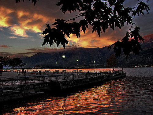 city autumn trees light sunset shadow sea wallpaper vacation sky sun mountain lake black color tree me nature water leaves stone night clouds yard bench walking square town twilight rocks flickr waves cloudy stones walk sony tripod manipulation greece h2 effect dsc kostas backround ioannina naturesfinest dsch2 mywinners abigfave flickraward overtheexcellence harilogis