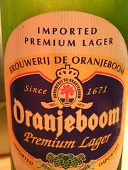Oranjeboom, Premium Lager, Holland