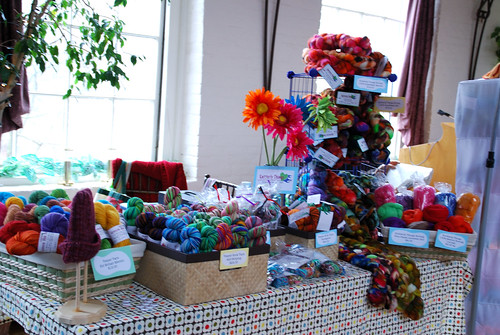 Homespun Yarn Party 09