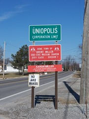 OH Uniopolis - Entrance