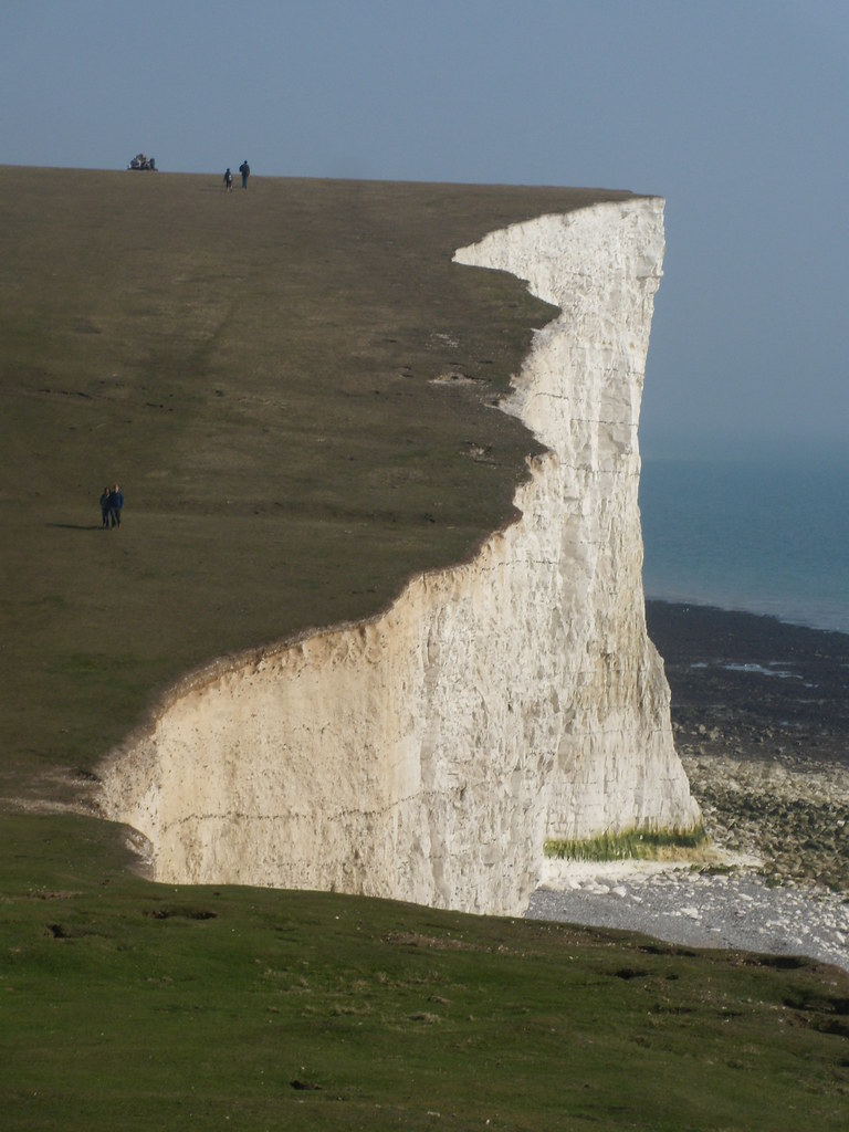 Cliff Seaford to Eastbourne