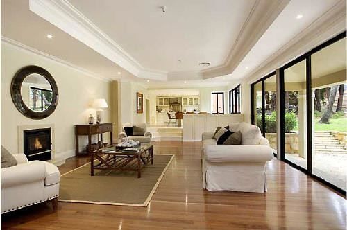 Timber Floors and New Krslovic Homes