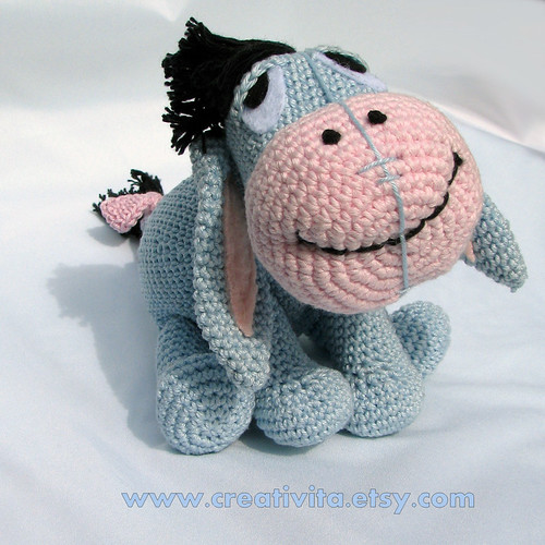Loveable Eeyore...