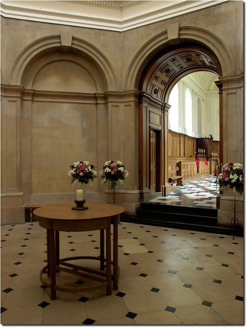 Clare College Room Booking