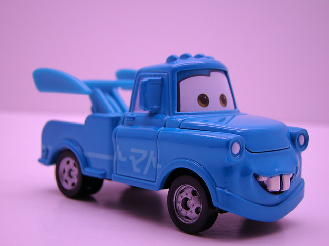 Tomica CARS Tokyo Mater (11)