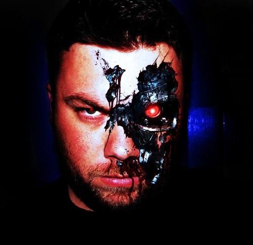 Terminator, Self-Portrait