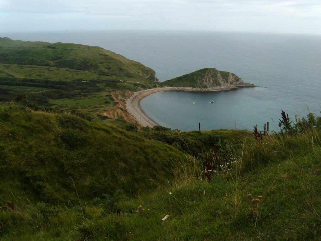 Worbarrow Bay Corfe Castle to Lulworth Cove (Dorset)