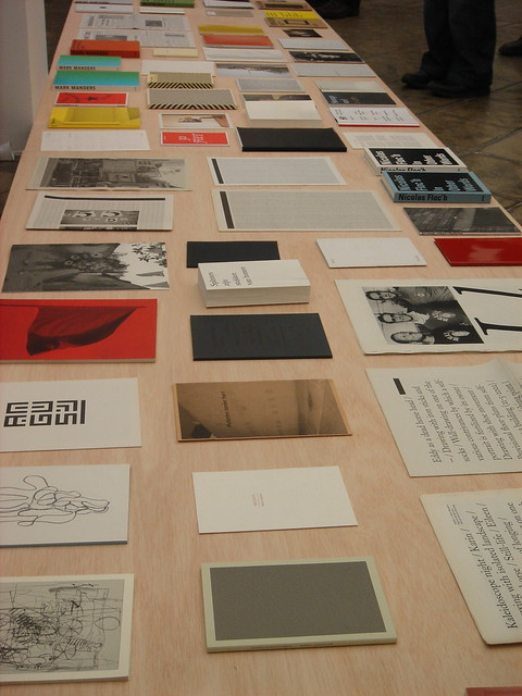 Christoph Keller and Roma Publications at ProjecteSD