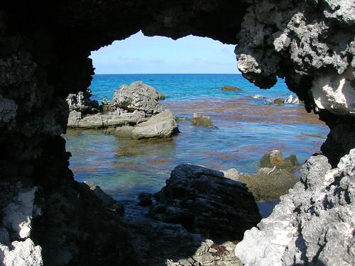 sea coast view bermuda stgeorge lpescape