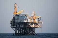Santa Barbara Oil Rig