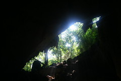 Höhle in Taman Negara