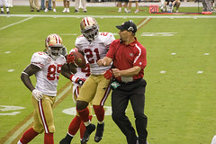 San Francisco 49ers at Arizona Cardinals, September 13, 2009