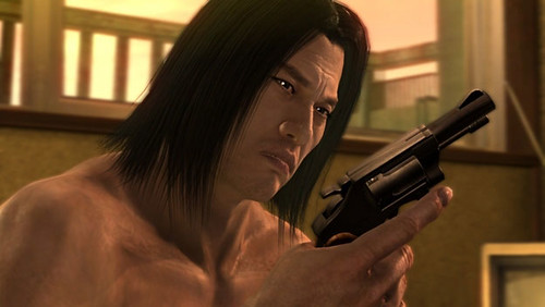 TGS 09: Yakuza 4 Screen