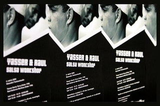 Yasser & Raul Salsa Workshop