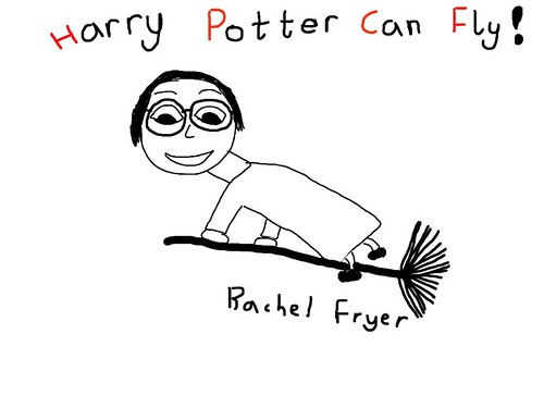 Harry Potter Can Fly!