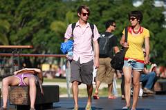 Spectators - Challenge Cairns