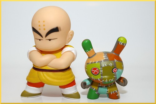 KRILLIN & PATCHES