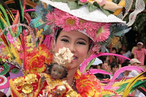 Sinulog Festival in Cebu City