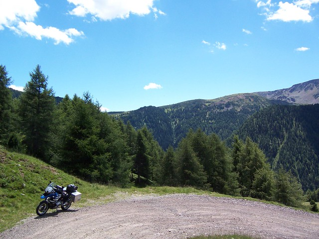 My GS in Italy