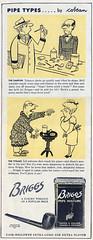 Briggs Pipe Mixture Vintage Advertising