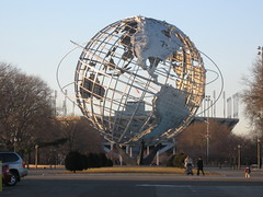 Unisphere from the World's Fair