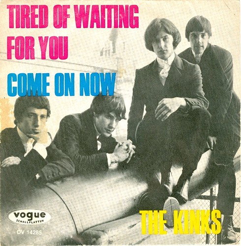 1965 - Kinks, The - Tired Of Waiting - D