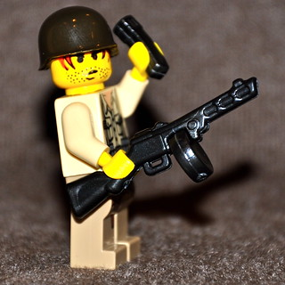 Brickarms PPSh prototype
