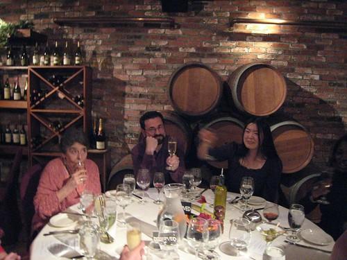 John Steinberg's Birthday Party, Kuleto's T… IMG_7860