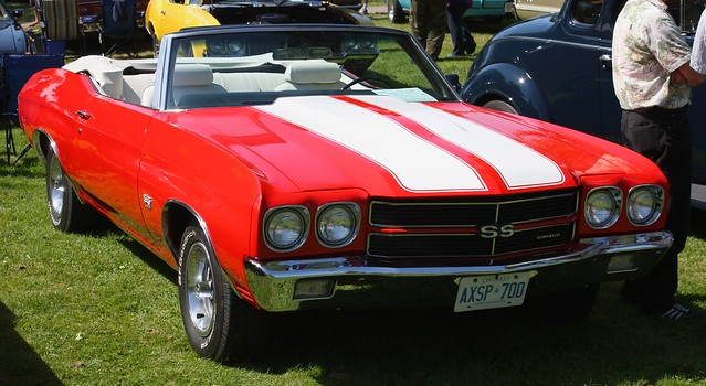 Chevelle Ss >> 1970 Chevelle SS convertible | Flickr - Photo Sharing!