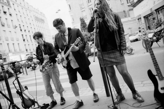 LiTF, Fête de la musique, Paris, 2009