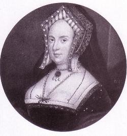 Elizabeth Stafford, Duchess of Norfolk, wife of Anne Boleyn's uncle Thomas Howard, Duke of Norfolk