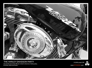212 - The Harley Davidson Party
